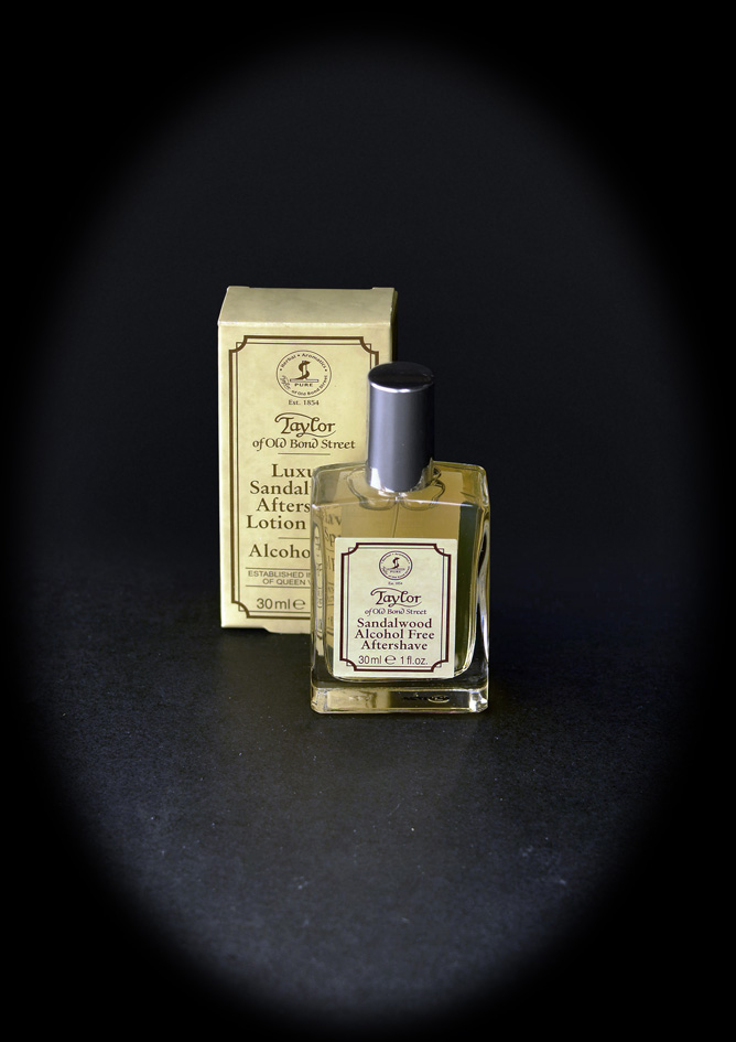 Sandalwood Alcohol Free Aftershave 30ml (€)