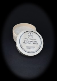 Sandalwood Shaving Cream 150g (€)