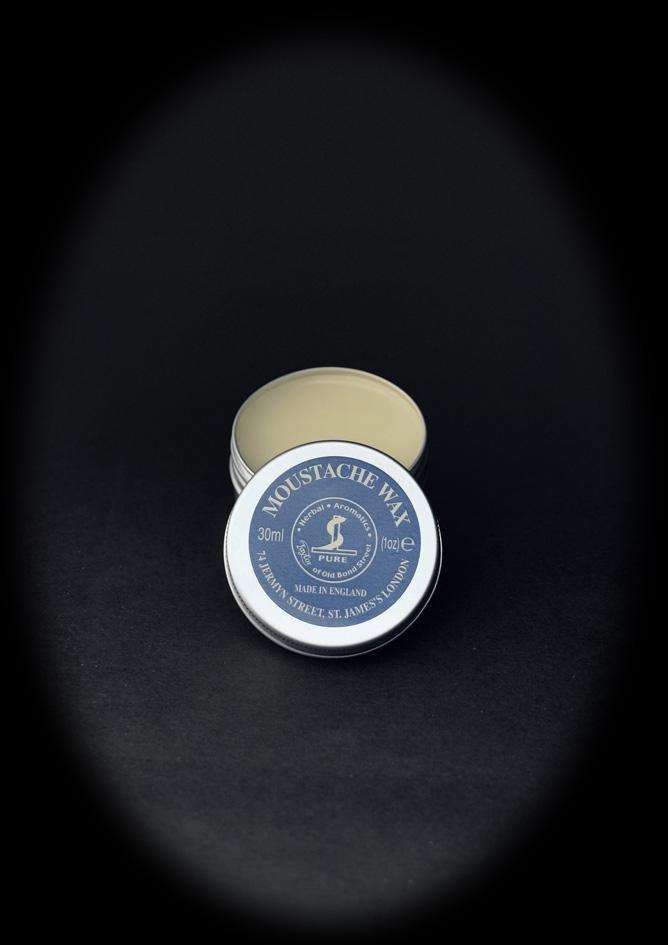 Vaškas ūsams 30ml (Lt)